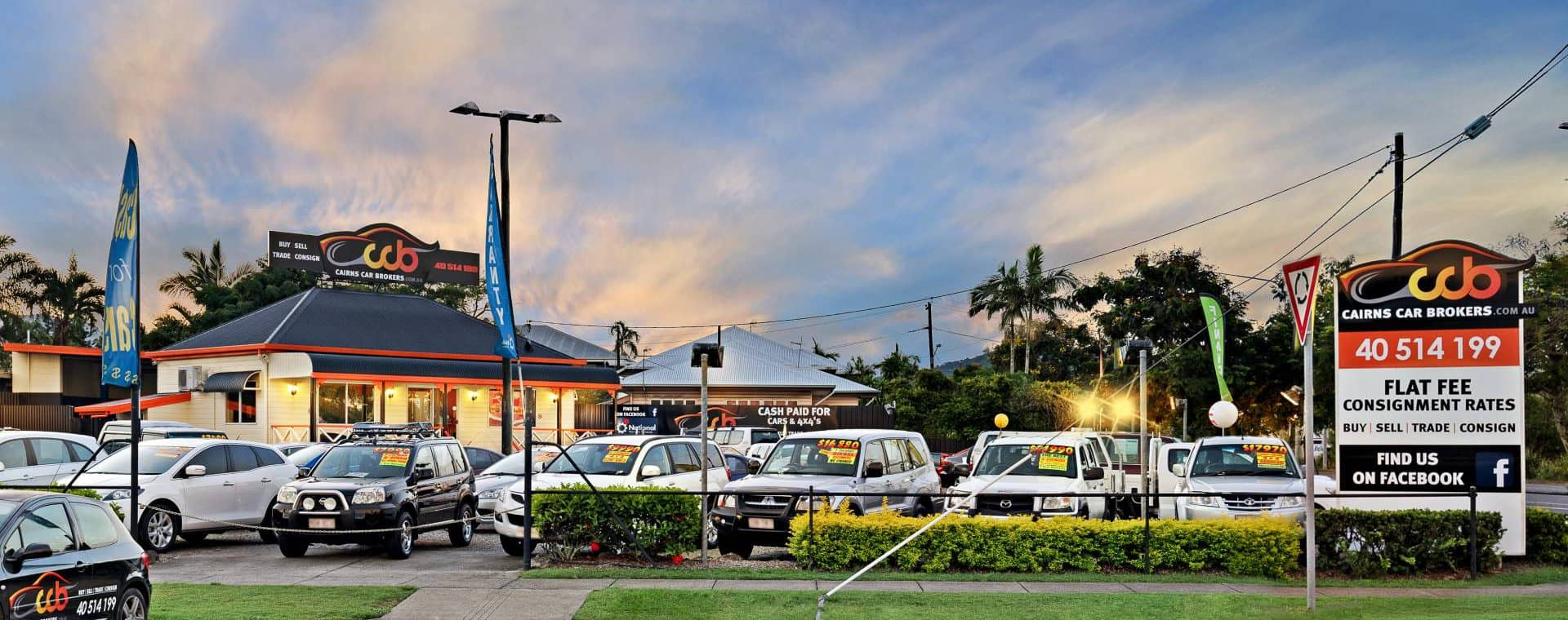 CAIRNS' BEST USED CARS